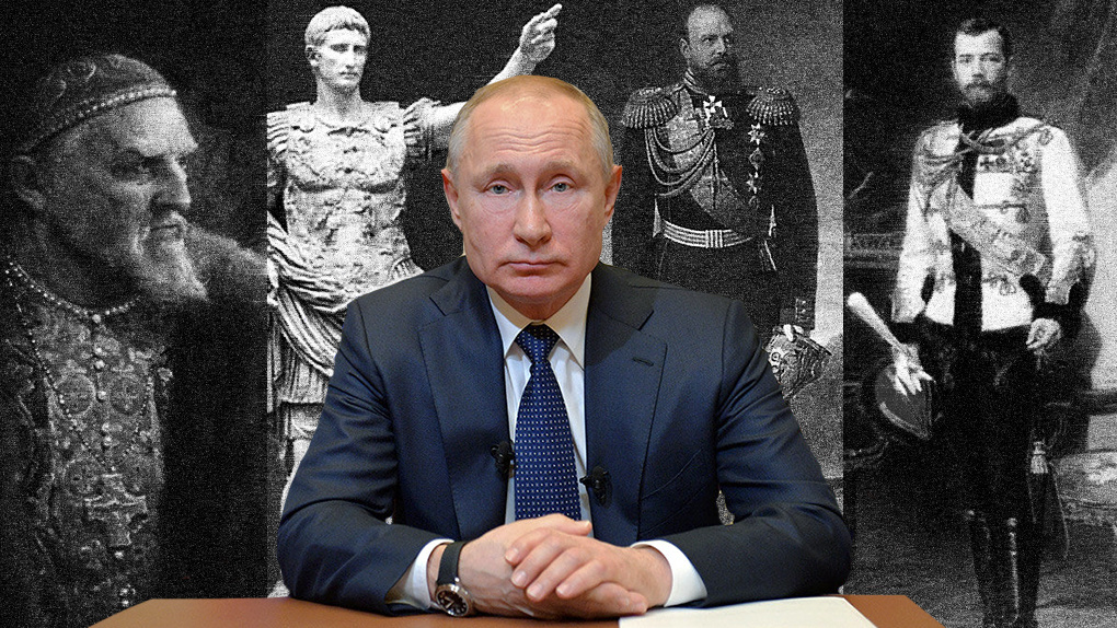 Опричнина, революция или империя? Чем для нас всех закончится царствование Владимира Путина
