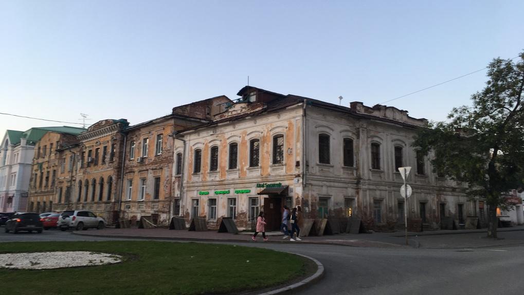 Как привлечь бизнес к реконструкции центра Екатеринбурга. План застройщика и архитектора