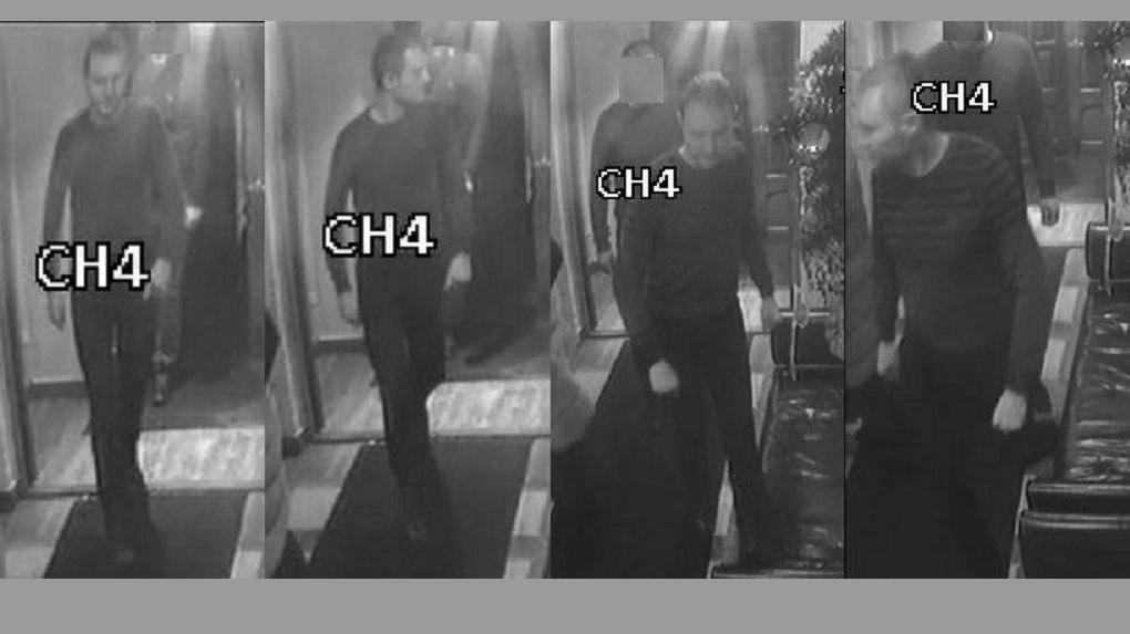 Следственный комитет опубликовал фото второго убийцы архитектора Кротова спустя 2 месяца после нападения