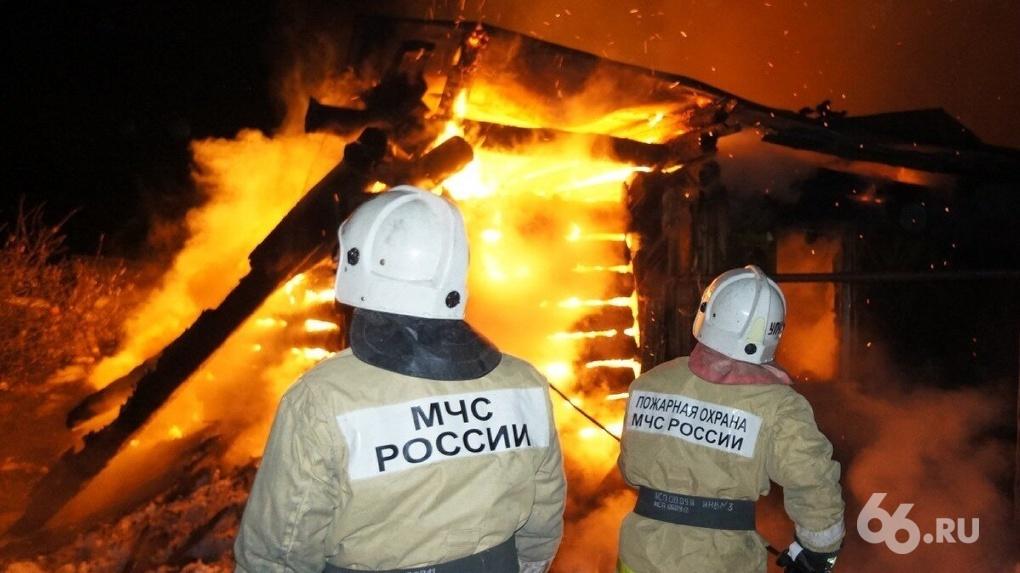 В Екатеринбурге у деревянных домов поставят камеры, чтобы избежать поджогов
