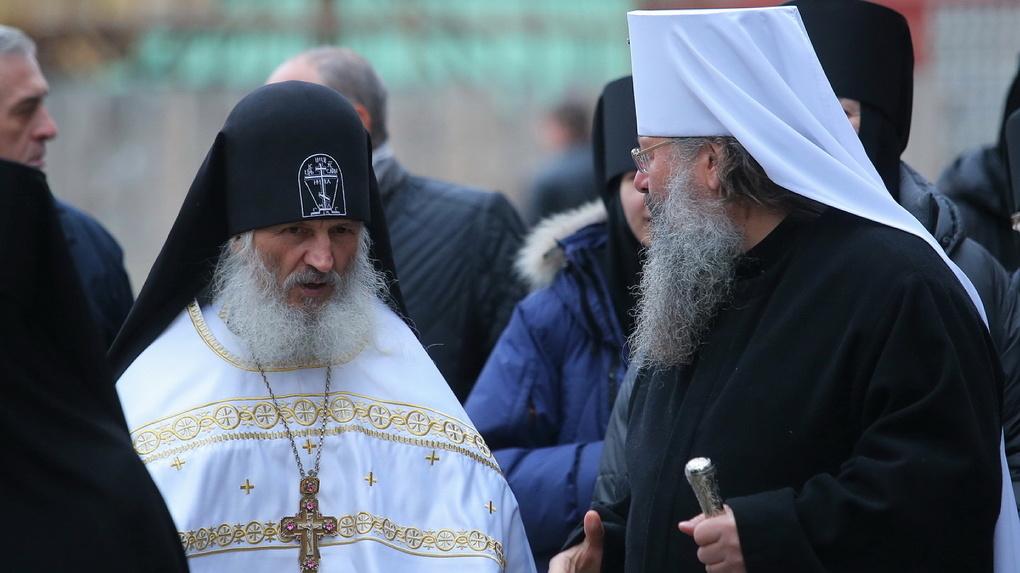 Духовник Натальи Поклонской воссоздал в своем монастыре подвал, где расстреляли семью Николая II. ФОТО