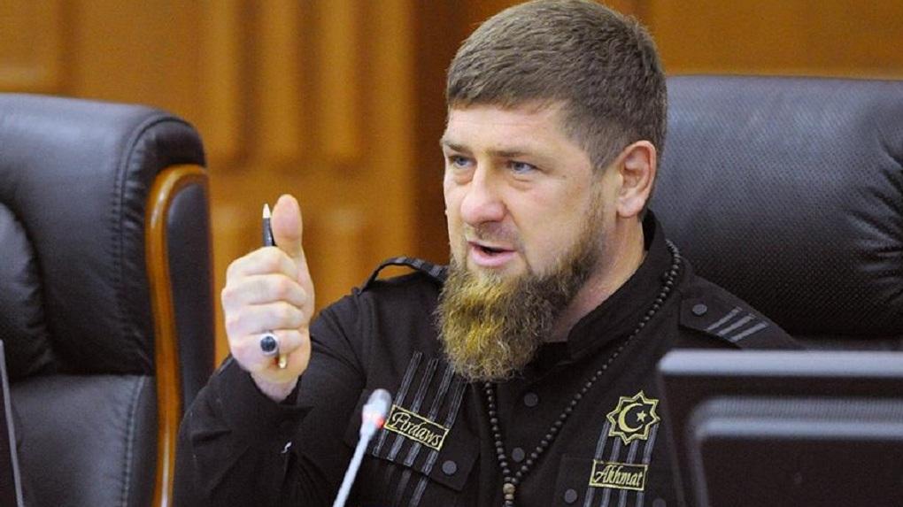 Фейсбук несмог никак пояснить блокировку аккаунта Кадырова
