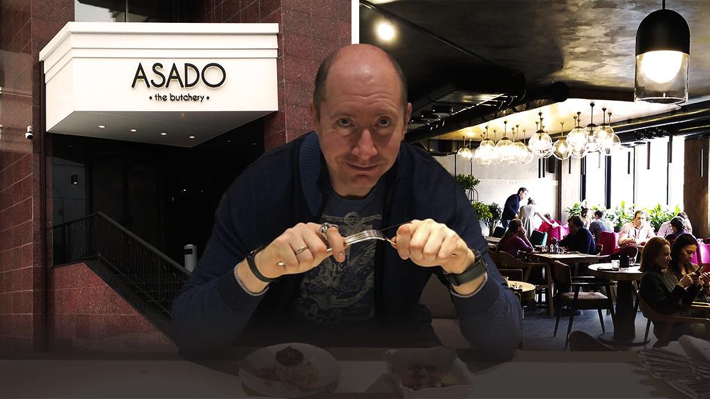 Ресторан «Асадо»: обновленное заведение в кратком обзоре Якова Можаева
