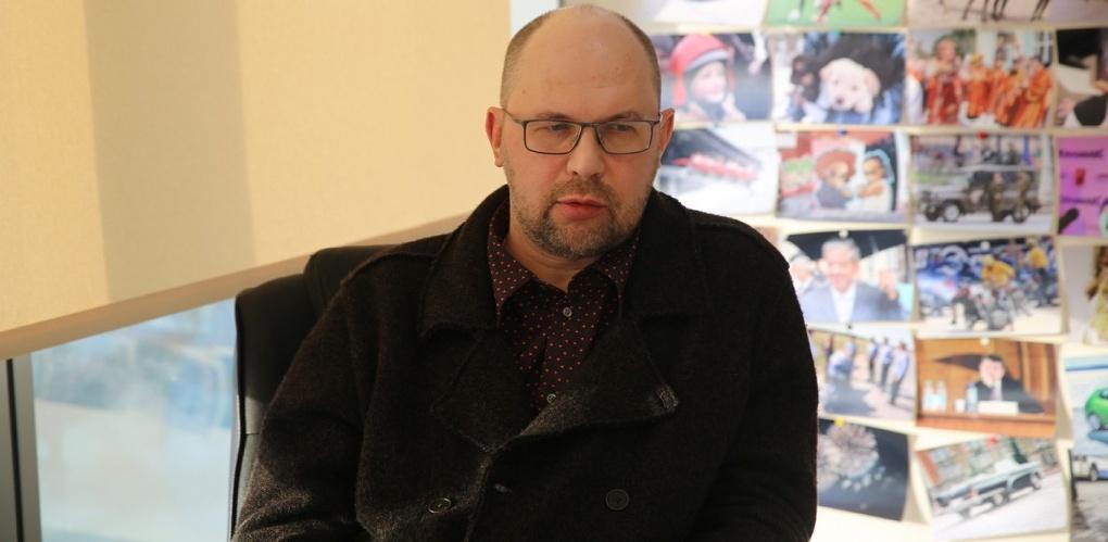 Роман Алексея Иванова «Ненастье» признали книгой года