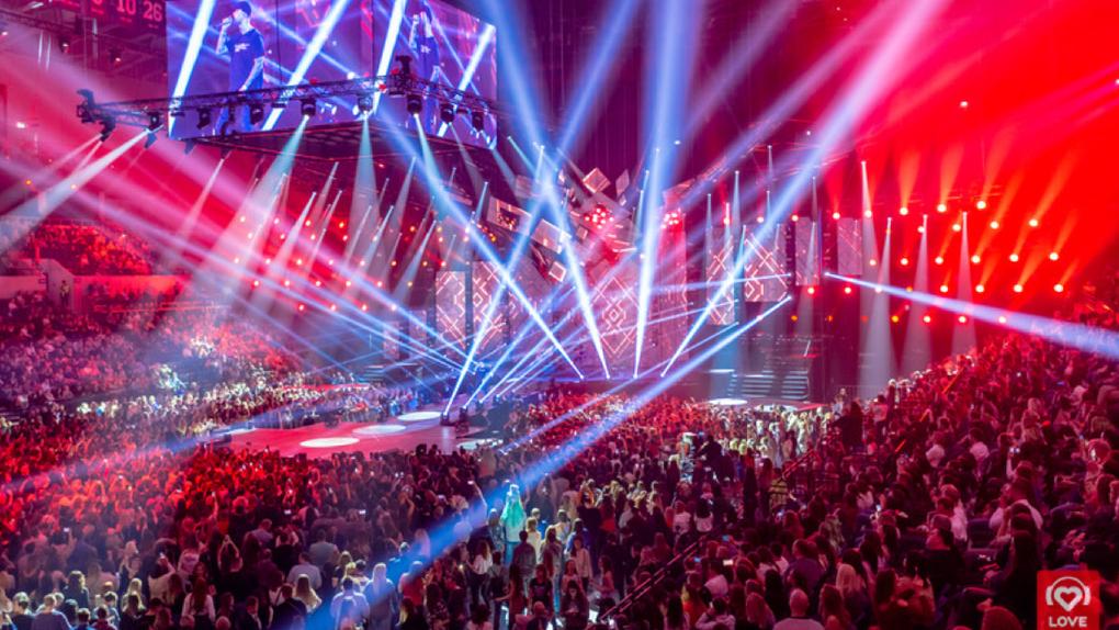 В Екатеринбурге состоится Big Love Show
