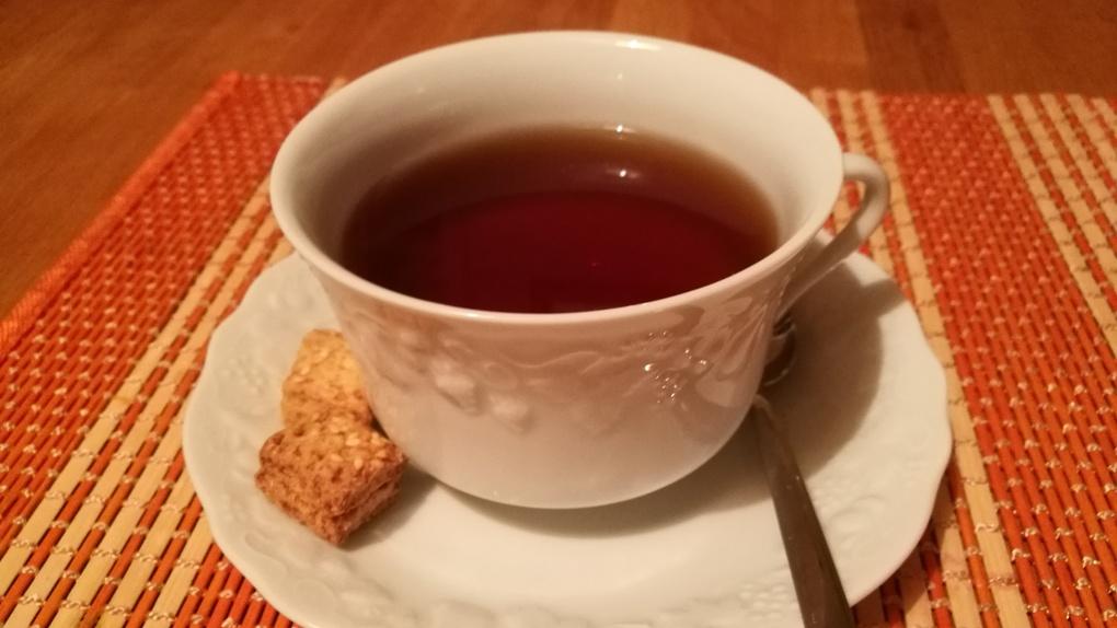 Дегустация 66.RU: Яков Можаев пробует иван-чай