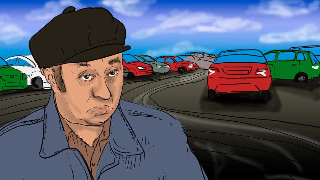 Как купить машину на вторичке и тут же ее потерять. Три способа