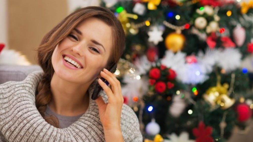 Клиенты Билайн на новогодних праздниках проверили новые возможности сети