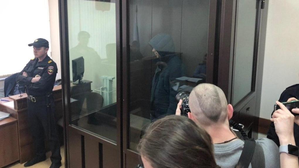 Обвиняемого в убийстве архитектора Кротова отправили в СИЗО на полтора месяца