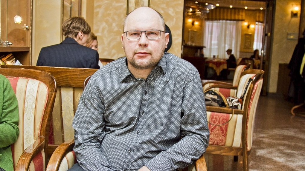 Алексей Иванов написал роман про вампиров-пионеров