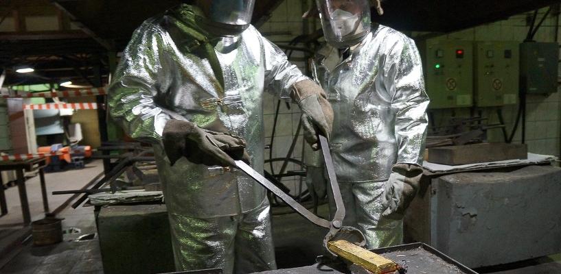 20 кг в одни руки: взрывной репортаж с золотых копей Северного Урала