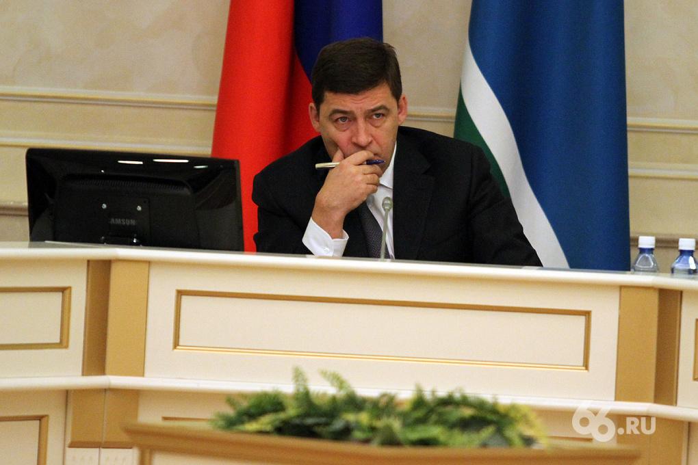 Евгений Куйвашев наорал на гендиректора «Ашана» из-за рефтинских куриц