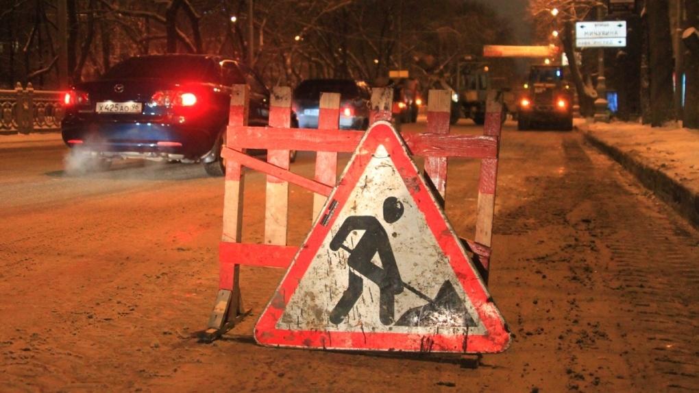 Дорожные службы отремонтируют улицу Шевченко в этом году