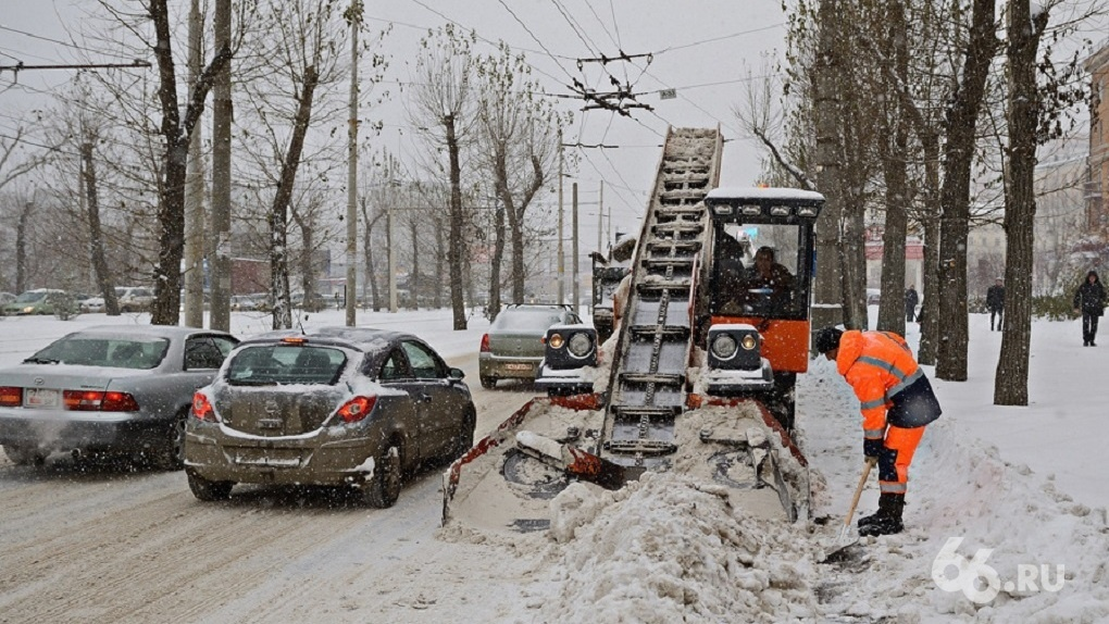 Алексей Орлов: снегоуборочная техника Екатеринбурга изношена на 70%