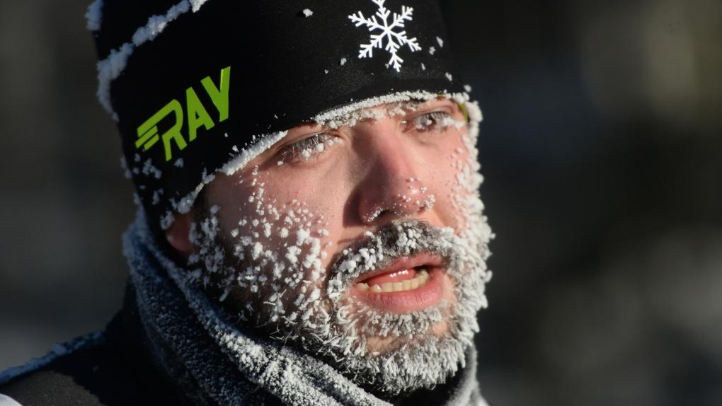 За день до Нового года в Екатеринбурге похолодает до -26 °C