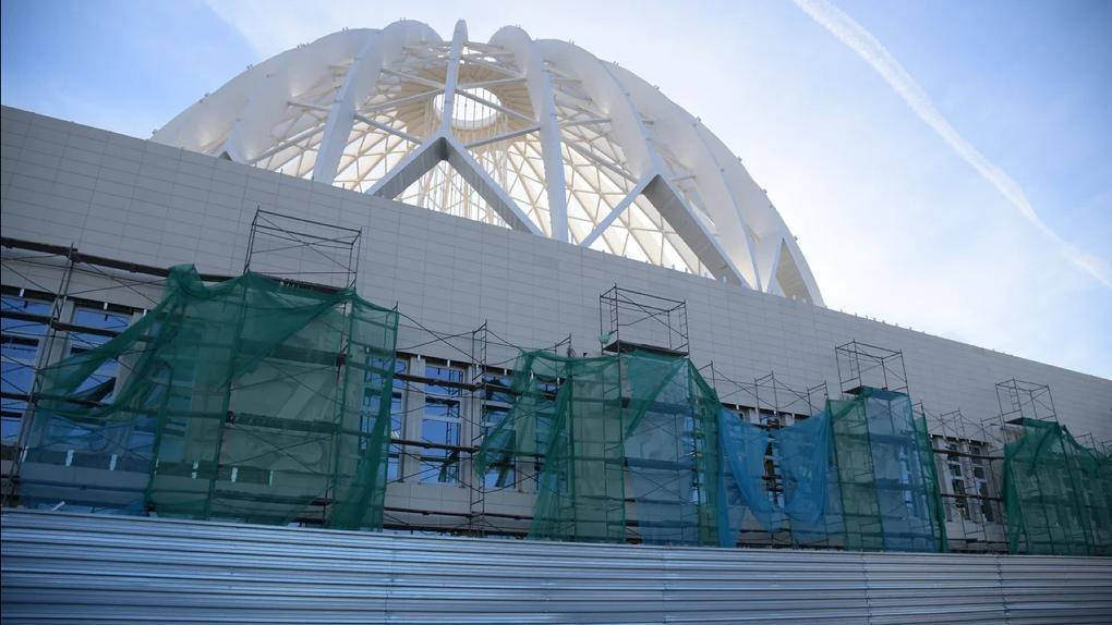 Новой площадкой Уральской биеннале станет цирк