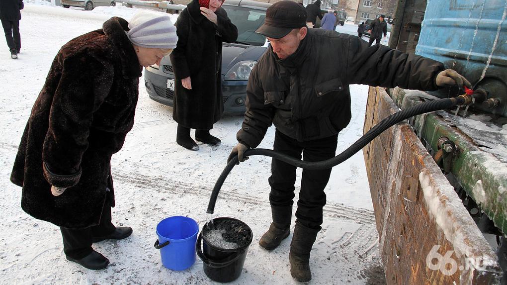 Свердловская область заняла первое место в списке регионов с самой грязной питьевой водой