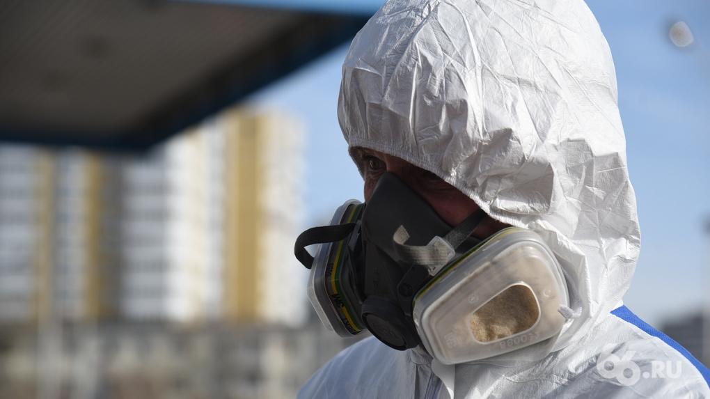 Главную травматологическую больницу Екатеринбурга закрыли на работу с COVID-19