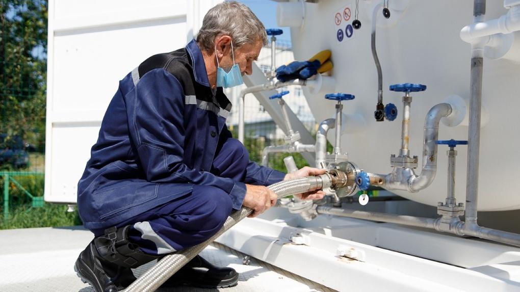 Фонд святой Екатерины обеспечит кислородом ковидную больницу №40