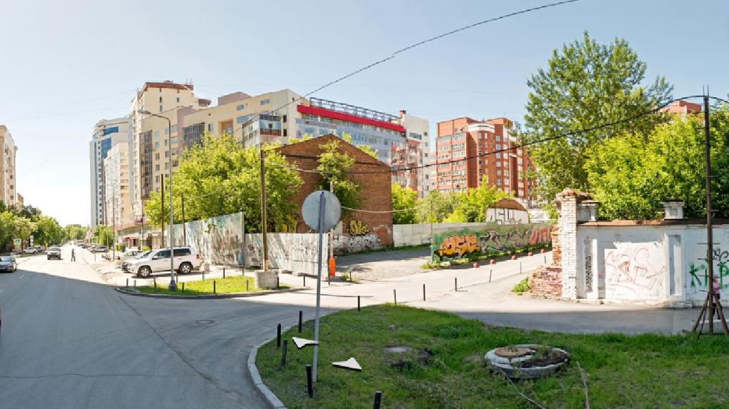 УГМК восстановит два памятника архитектуры в центре города и построит рядом 14 этажей жилья