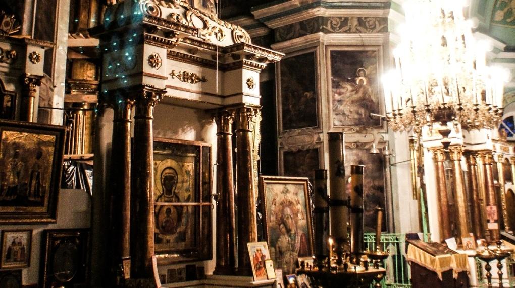 В полночь на площади Труда верующие отслужат литургию в честь святой Екатерины
