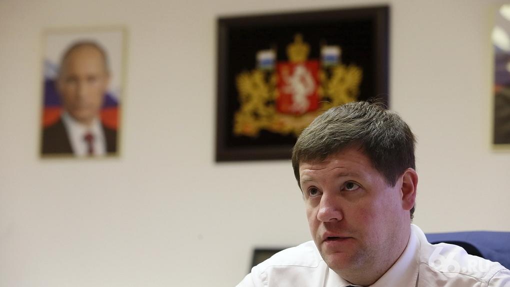 Вице-губернатор Сергей Бидонько уходит в Госдуму