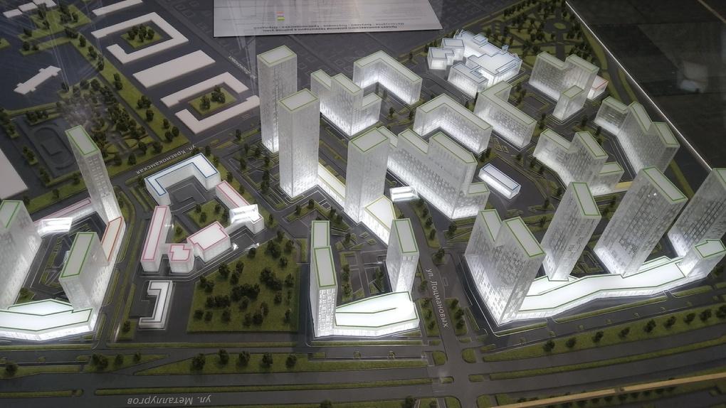 В следующем году снесут цыганский поселок у ТЦ «Мега». Посмотрите, что построят вместо него