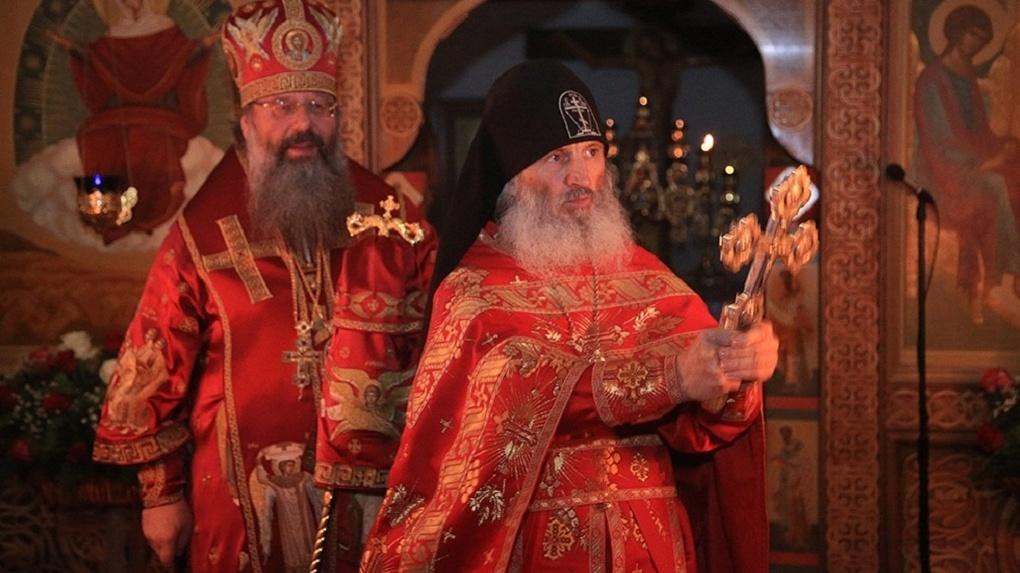 Большинство проповедей схиигумена Сергия удалили с YouTube