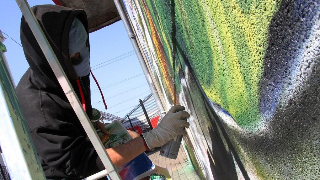 Команда «Стенограффии» запускает еще один арт-фестиваль в Екатеринбурге