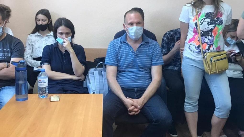 Суд отправил в колонию экс-главу «Титановой долины» Артемия Кызласова