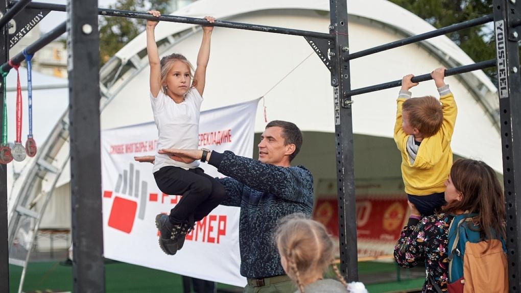 В первый день фестиваля «Скрепа» его посетили больше трех тысяч человек