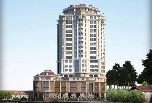 Арбитражный суд запретил строить «Дом Азербайджана» в Основинском парке