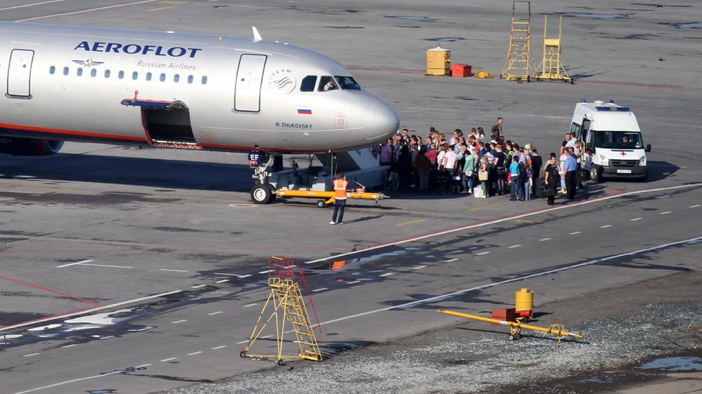 «Аэрофлот» планирует сделать  вКрасноярске международный хаб