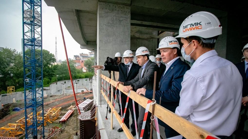 Мэрия Екатеринбурга ищет бизнес-партнеров: метро и еще 34 проекта, которые она готова отдать