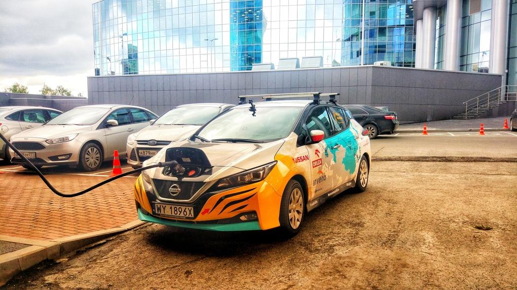 Россию захватывают электромобили. Топ регионов