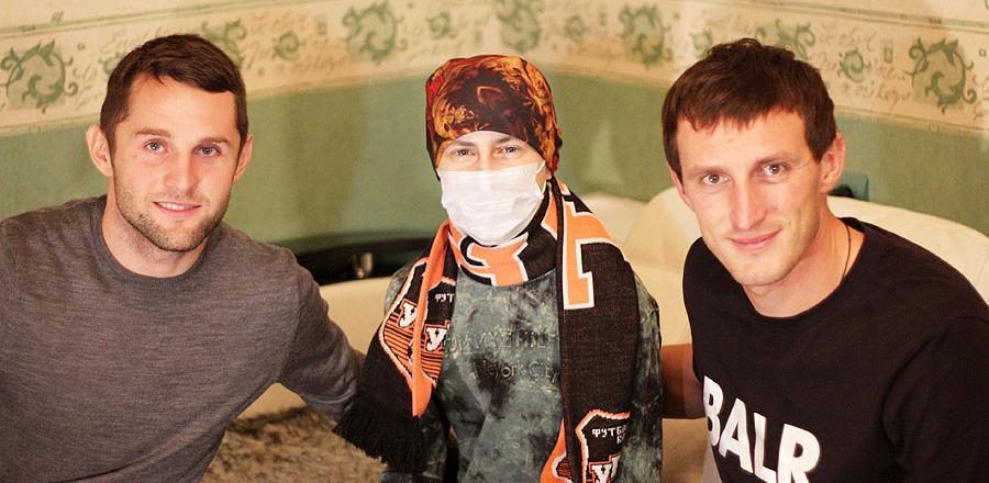 ФК «Урал» проведет благотворительный матч в помощь мальчику с раком крови