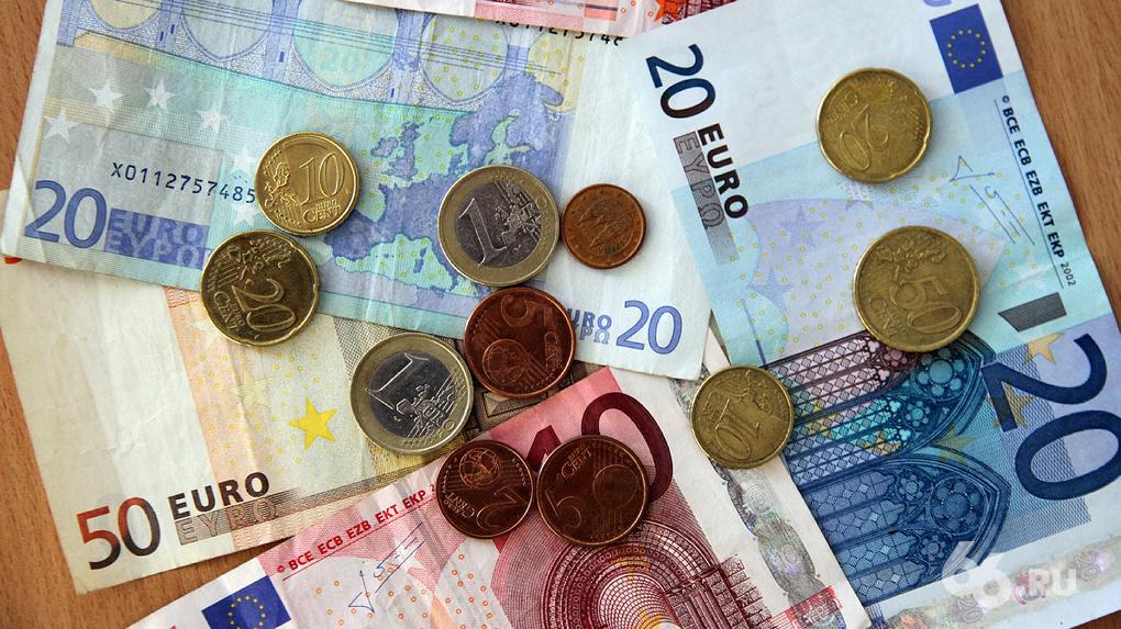 Курс евро превысил 80 рублей и побил свой рекорд двухлетней давности