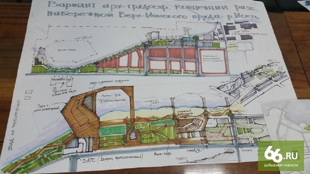 Парки и скверы, которые благоустроят в Екатеринбурге до 2022 года. Выбор горожан