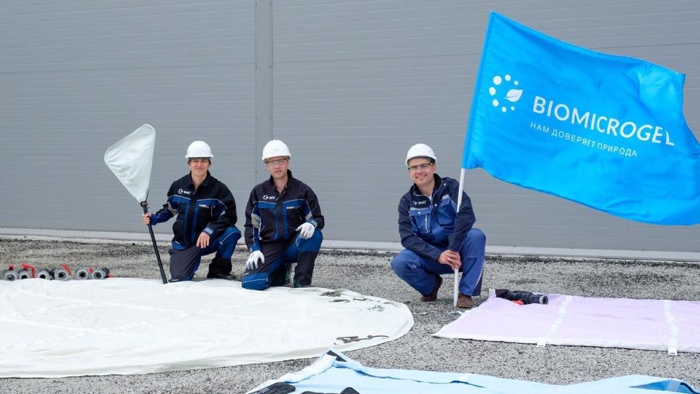 Предприниматели-химики из Екатеринбурга улетели в Норильск спасать страну от экологической катастрофы