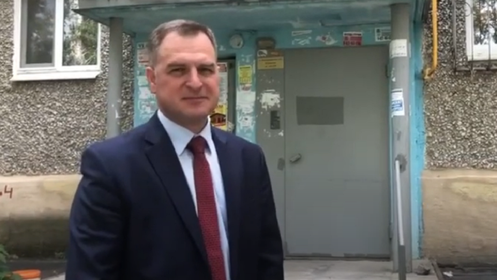 Замгенпрокурора по УрФО поручил проверить законность уголовного дела против Максима Шибанова