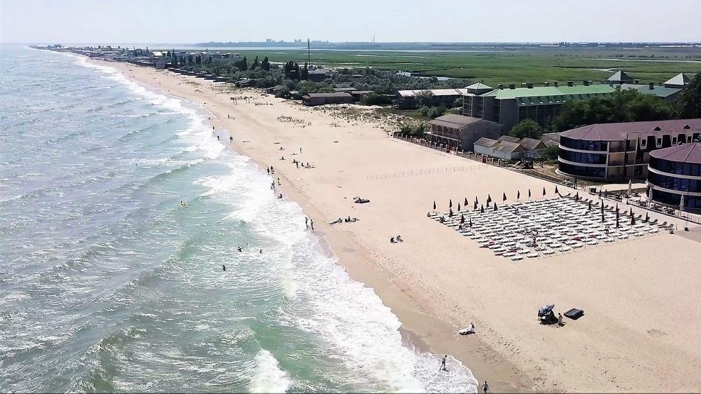 «Чистый пляж и ласковое море». Почему стоит отдохнуть в курортном комплексе «Солнечная» в Затоке