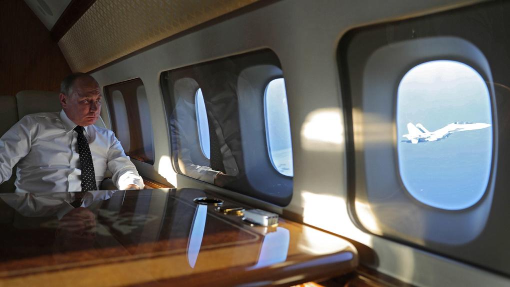 Бывший личный пилот Владимира Путина рассказал, как летает президент. Пять фактов