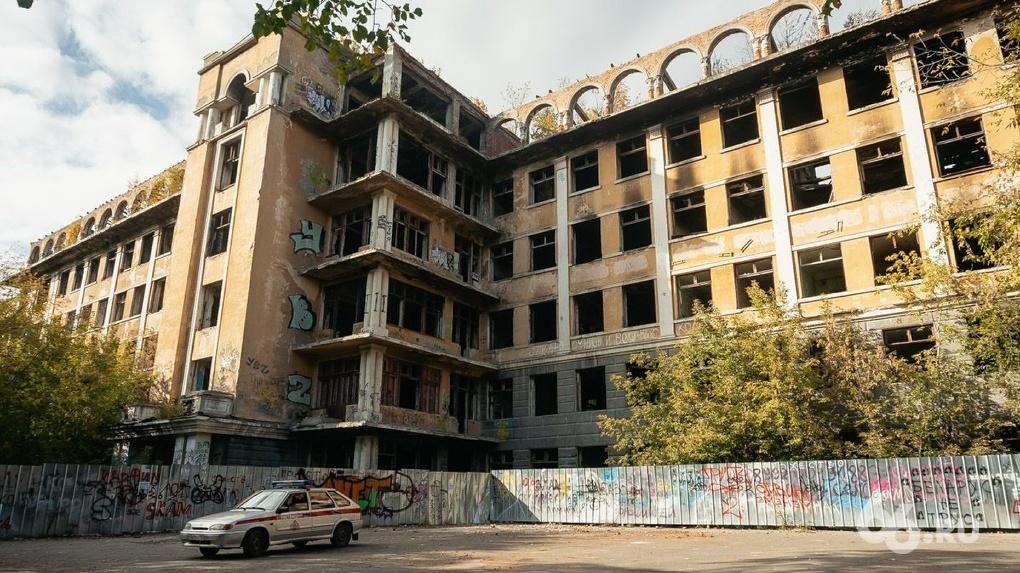 Эксперты Минкульта РФ одобрили снос больницы в Зеленой роще