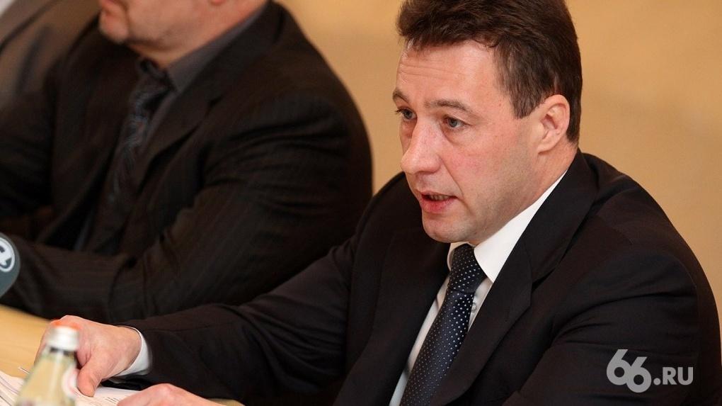 Экс-полпред Игорь Холманских ушел из совета директоров «Уралвагонзавода»