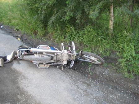 В Кушве пьяный водитель мопеда угробил свою пассажирку