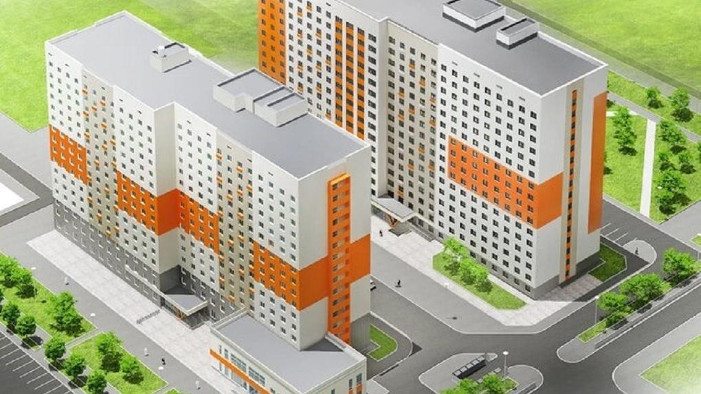 УрФУ, разорвавший контракт на строительство общежития с ЛСР, нашел нового подрядчика. И это снова ЛСР
