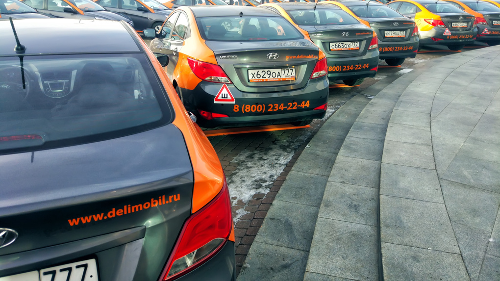 Главные проблемы каршеринга в Екатеринбурге: итоги двух дней на «Делимобиле»