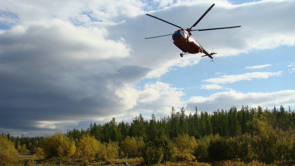 Рыбаки-любители запускают в Екатеринбурге вертолетное такси до перевала Дятлова