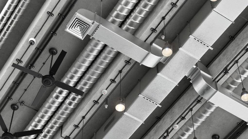 Проектирование систем вентиляции  основные требования и возможности