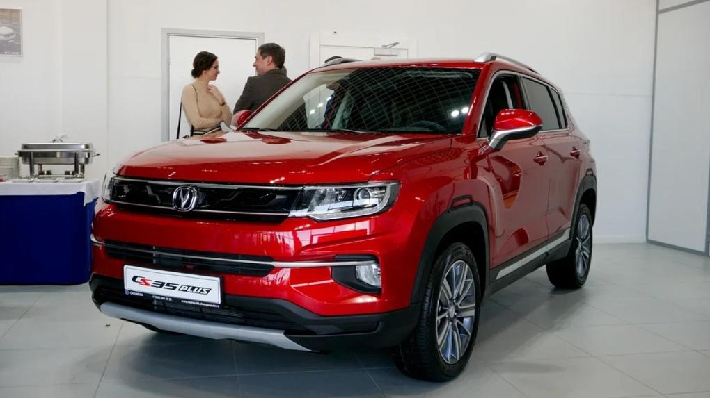 В Екатеринбурге открылся дилерский центр самого популярного автомобильного бренда Китая